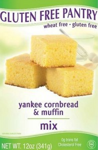 Corn Bread (cheating version)