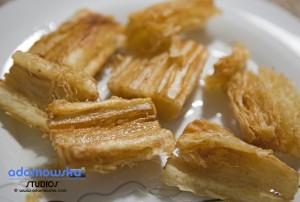 "Fried Yuca – ""Wood Sticks"""