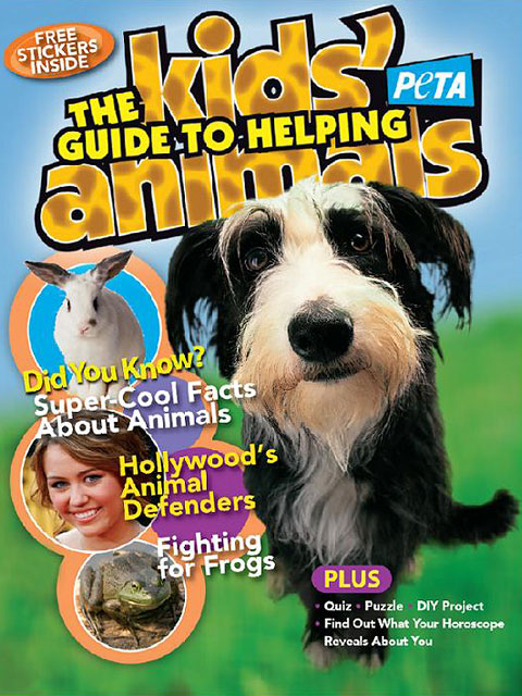 Kids' Guide to Helping Animals!