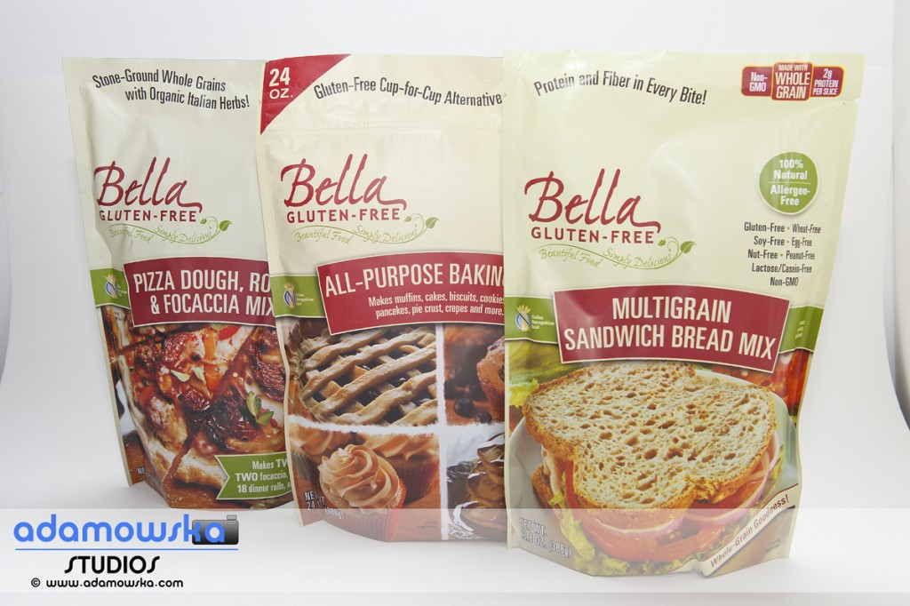 Bella Gluten Free Product Review