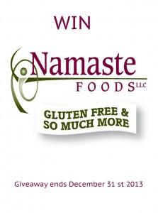 Namaste Foods Giveaway