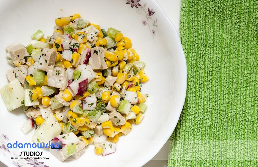 NO Chicken Delight Salad