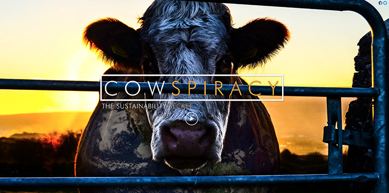 It is Cowspiracy