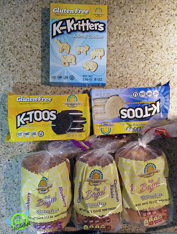 Kinnikinnick Foods Products Review