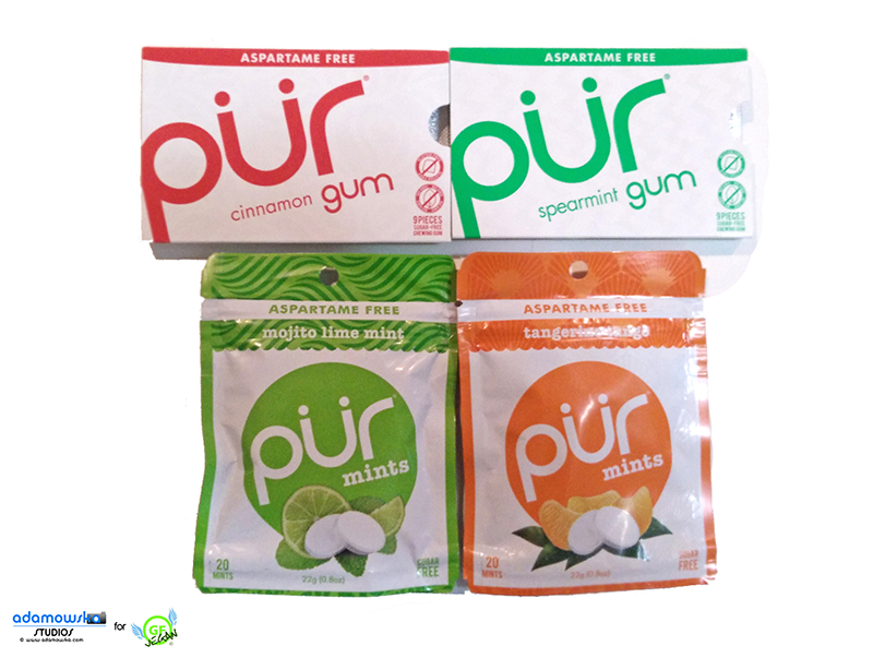 Pur gum and mints – Product Review
