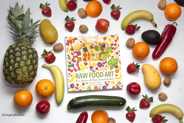 Raw Food Art -Book Review