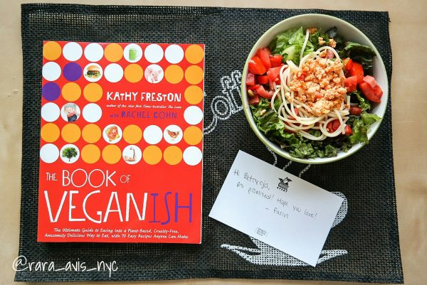 The Book of Veganish- Review