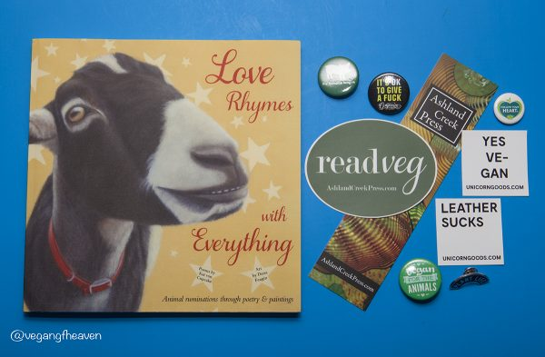 Love Rhymes with Everything – Book Review